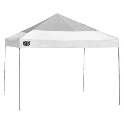 Quik Shade Weekender Aero Mesh AMW-R100 Instant Canopy 10x10 w/ Rain (085955071305  sc 1 st  Pinterest & 25 best Tents by Heather R. images on Pinterest | Canopies Shade ...