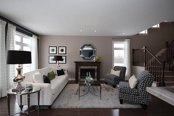 #Devon Living Room / Great Room