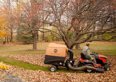 Leaf and Lawn Vacuums | DR Power Equipment