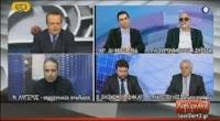 """Ο Νίκος Λυγερός στην εκπομπή """"Λαβύρινθος"""" ΕΡΤ3 08/03/2013"""