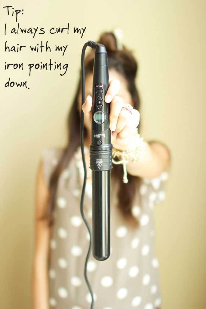 Best curling iron ever.
