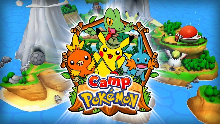 Camp Pokemon Cheat Add Resources