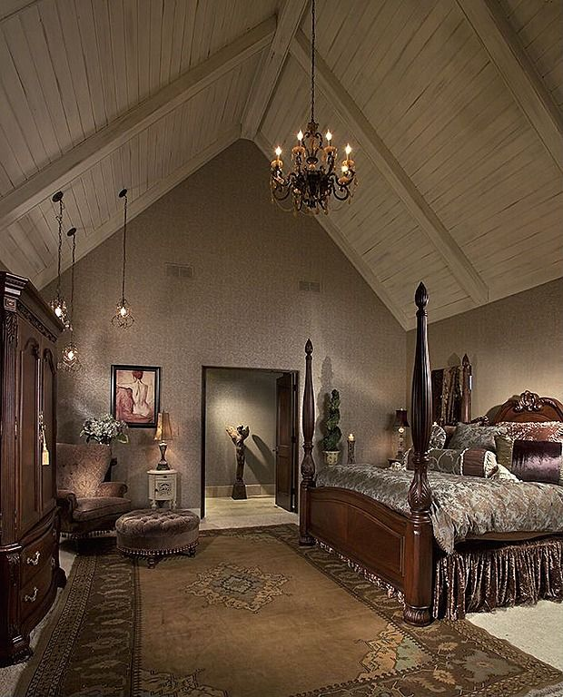 Country Master Bedroom - Found on Zillow Digs