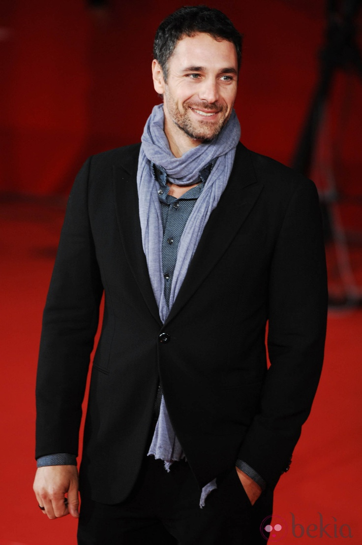 "Agent Bertini (Raoul Bova) SISMI, Italian military intelligence # Tone Martin's ""Soft Comes the Wolf"" (suspense-thriller) Spring 2013"
