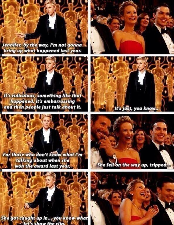Jennifer Lawrence on