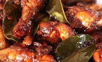 Indonesische Recepten: Ajam Ketjap: Gesmoorde kip in ketjap
