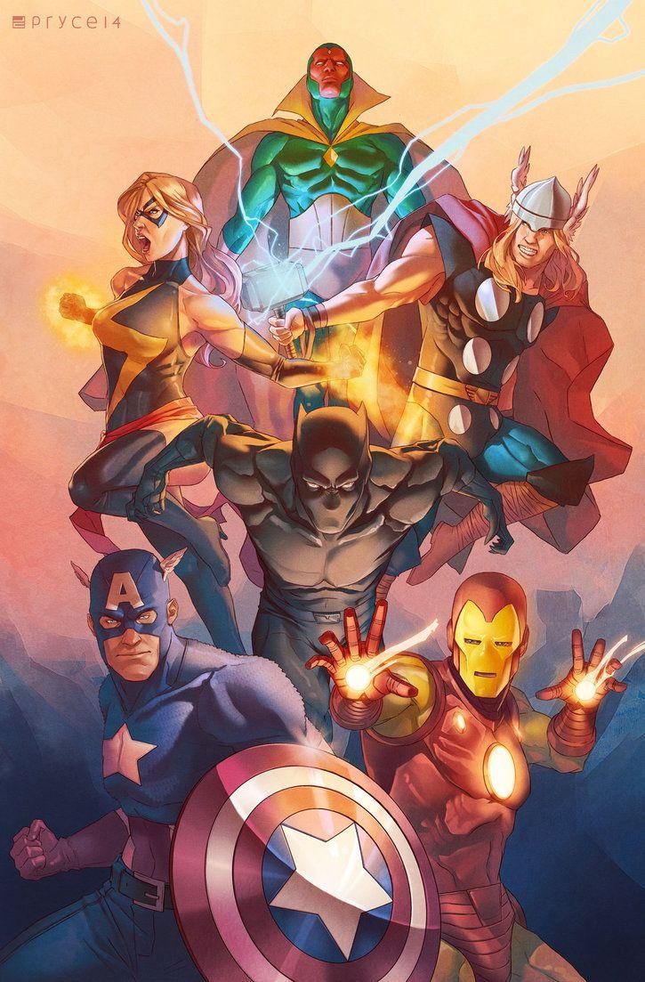 The Avengers: Best 25+ Avengers Fan Art Ideas On Pinterest