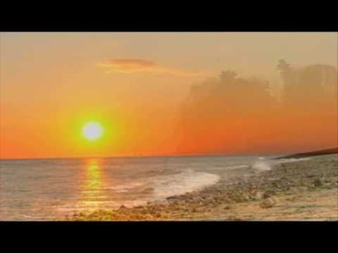 12 minute meditation (wave sounds, british accent, male) ▶ Guided Meditation - Deep Relaxation - YouTube