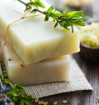 Simple Beginner's Soap Recipes   Make your own soap at home. A basic soap recipe for beginners should contain no fragrance or color additives.