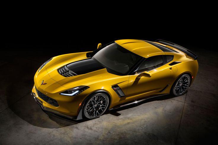 2015 Corvette | TOTD: What 2015 Chevrolet Corvette Z06 Feature Surprised You Most ...
