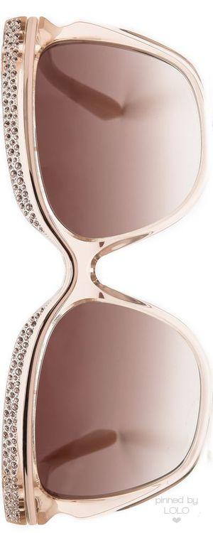 Jimmy Choo 58mm Retro Sunglasses | LOLO❤