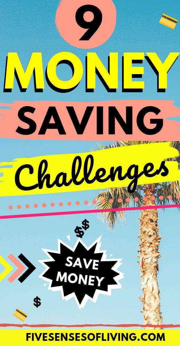 Starten Sie die 52 Week Money Saving Challenge. Jetzt mit dem Sparen beginnen und in 52 Wochen …  – Frugal Living