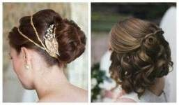 30+ Super Ideas wedding elegant hairstyles loose curls
