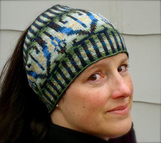 Knitting Jacquard Stitch : 25 best images about tejido jacquard on Pinterest Free pattern, Knitting da...