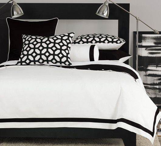 55 best Duvet Covers King images on Pinterest | Home decor, Bed ... : black and white quilt cover sets - Adamdwight.com
