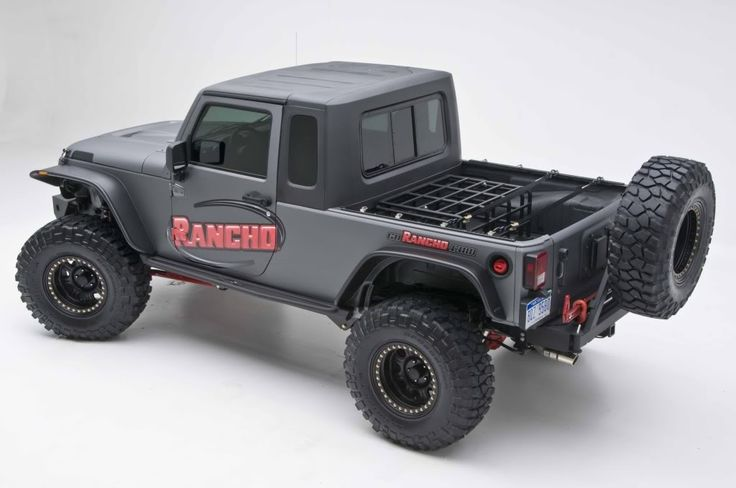 rancho jk 8 jeep pickup pinterest nice pictures and jeep jeep. Black Bedroom Furniture Sets. Home Design Ideas