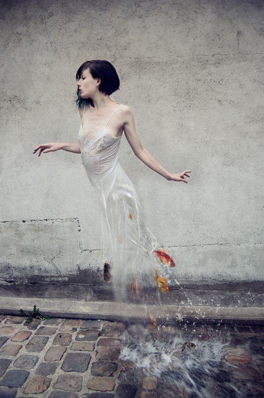 'Femme Fontaine' Ramez El Saïd #concept #photo