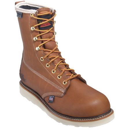 Thorogood Boots Men's Waterproof 814-4009 American Heritage Insulated Work Boots