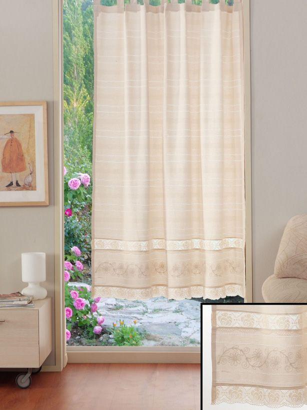 Perdea confecţionată Valentini Bianco PR014
