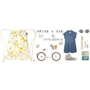 Cyclechic in May - bring a bag