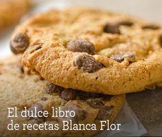 Receta de Galletas chocochips con avena