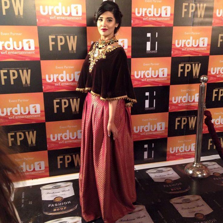 Fashion Week Pakistan 2015-2016: FWP'15 Designer Collections | StylesGap.com