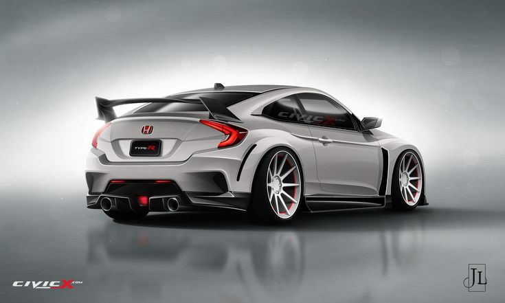 sketch of 2017 Civic Type R studio type-r rear.jpg