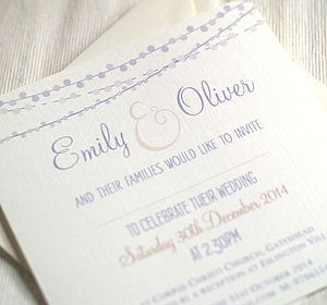 107 best invitations images on pinterest personalised wedding Wedding Invitations Uk Not On The High Street find this pin and more on invitations by weddingheart picture invitations for wedding not on the high street wedding invitations uk not on the high street