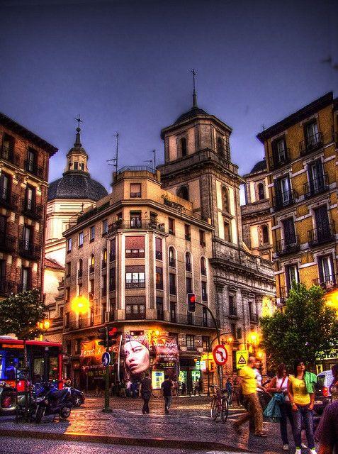 Cava Baja Cuantos sabados noche de vinos y tapas por aquí  <3 #Madrid