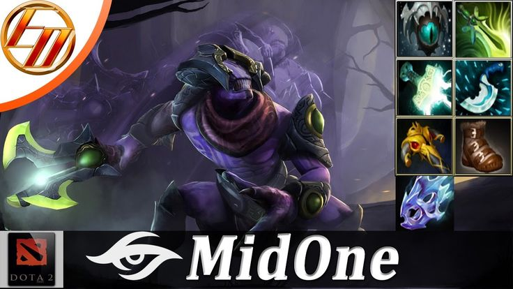 MidOne→ Faceless Void Safelane ♦ Dota 2 Pro Gameplay |Est Dota™