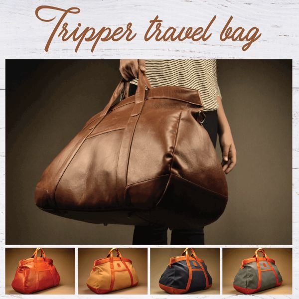 Large box type bag with maximum space for all your travel items.  Comfortable handles and shoulder straps  SHOP ONLINE:  www.thingsweloveshop.co.za