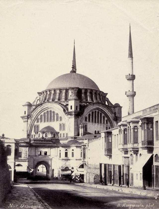 Basile Kargopoulo -Nuruosmaniye Camii-