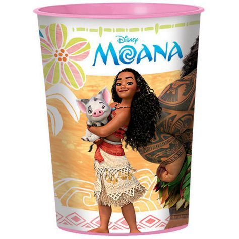 Check out Moana 16oz Plastic Favor Cup | Moana party supplies for your next birthday bash from Wholesale Party Supplies from Wholesale Party Supplies