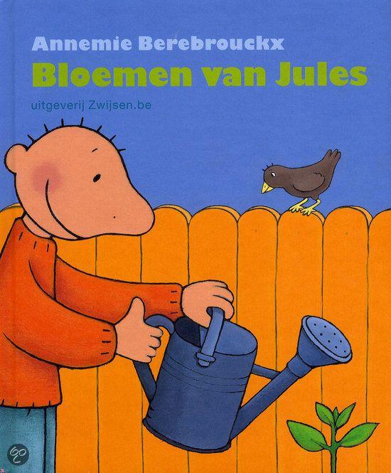 Op een dag krijgt Jules 10 zaadjes van buurman. Hij zaait ze op een zonnige plek in de tuin. Na enkele dagen staan er al piepkleine plantjes...