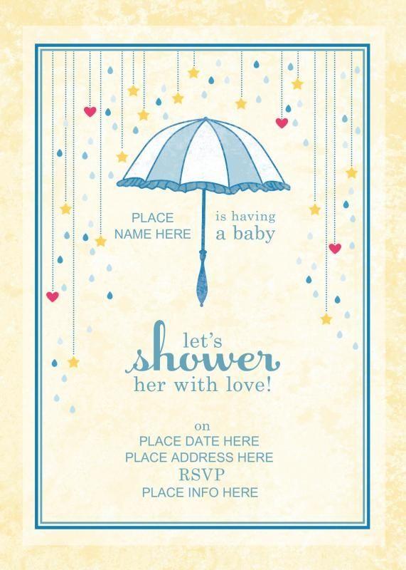 Microsoft Office Invitation Templates Free Download Free Baby Shower Invitations Baby Shower Invitation Templates Printable Baby Shower Invitations