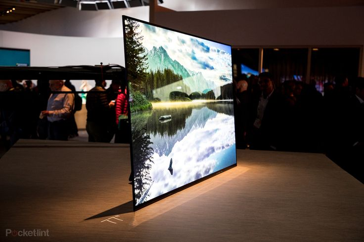 Sony Bravia A1 Series OLED TV preview: Breathtaking pictures and unique audio tech combine