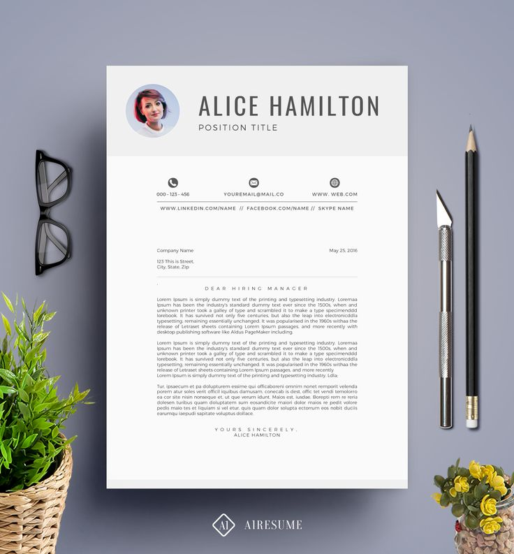 7 best Free Resume Template images on Pinterest Cv template - free resume printer