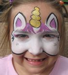Girls' Face Painting | St. Charles Chicago Face Painter