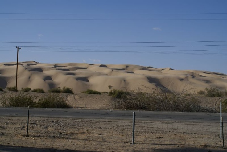 Imperial sand dunes near yumaaz places i have been