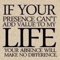 presence vs absence