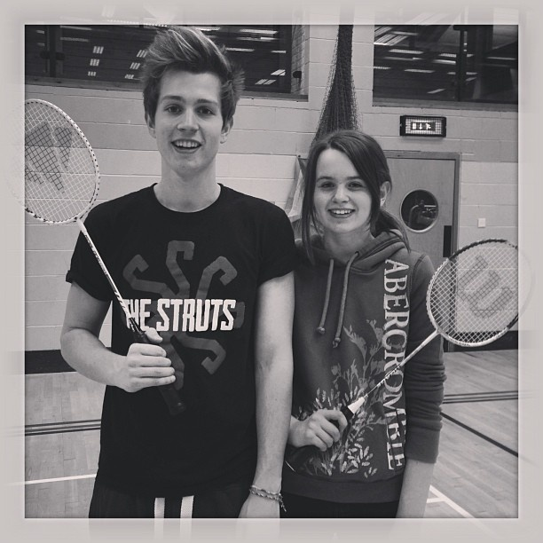 James McVey ▪ James' sister | The Vamps | #thevampsband | instagram.com/iamjamesmcvey