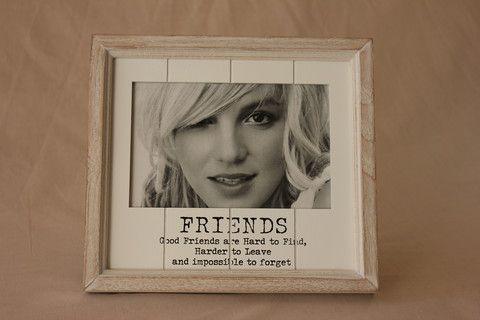 Friends Neutral Photo Frame
