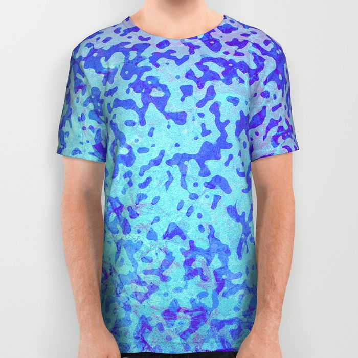 SOLD All Over Print Shirt Glitter Star Dust G182 https://society6.com/product/sparkley-grunge-relief-background_all-over-print-shirt#s6-1975192p44a57v424 #society6 #AllOverPrint #Shirt #print #stardust #Glitter #Stars #Dust #blue #corroded #grunge