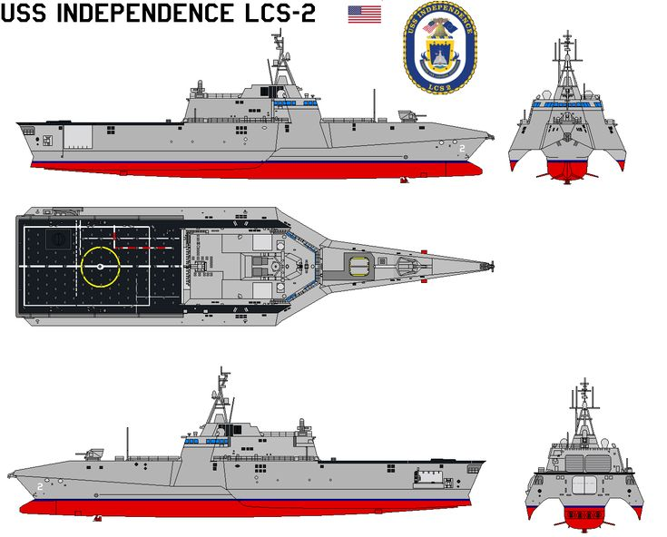 USS Independence LCS-2 by bagera3005 on deviantART