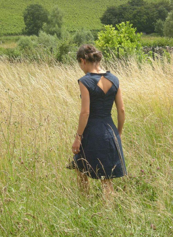 I saw the dress ( belladone pattern by deer )Lathelize
