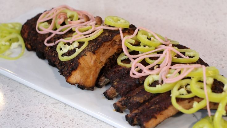 Chef, Devan Rajkumar shares his pastrami pork rib recipe that are perfect to serve at your next dinner party.