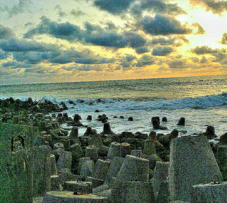 Pantai Glagah kulonprogo, Yogyakarta