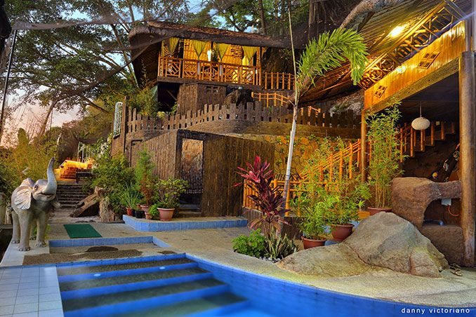 Luljetta's Hanging Gardens and Spa, Antipolo