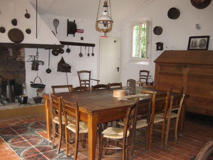 Villa Smeraldi, Museo della civiltà contadina - San Marino di Bentivoglio (BO) - la cucina