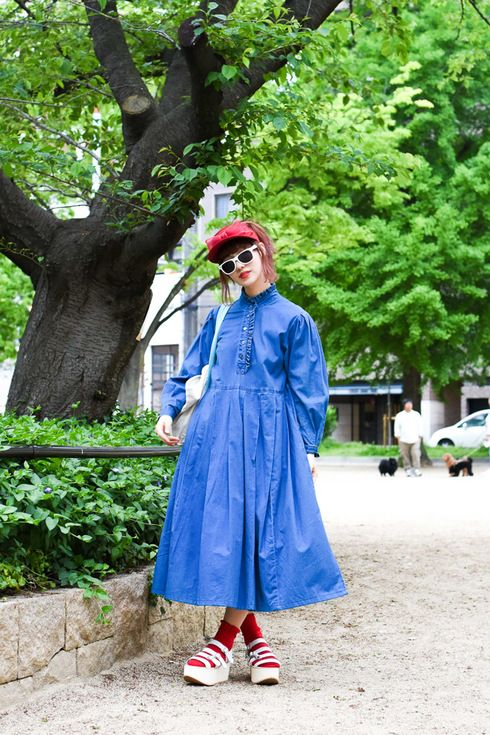 ストリートスナップ大阪 - micoさん
